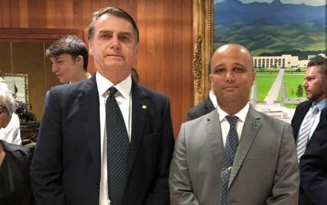 Novo líder do governo na Câmara é o Major Vitor Hugo, eleito deputado federal por Goiás
