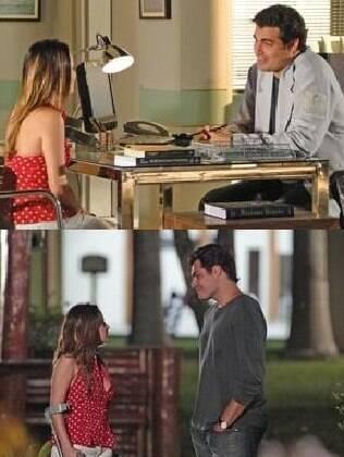 Para se aproximar de Ana, Lúcio convida a paciente para visitar sua ONG