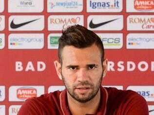 Jogador sentiu tonturas durante a partida contra o Empoli, pelo Campeonato Italiano