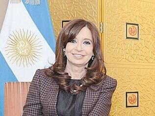 Alvo. A presidente Cristina Kirchner seria acusada pelo promotor