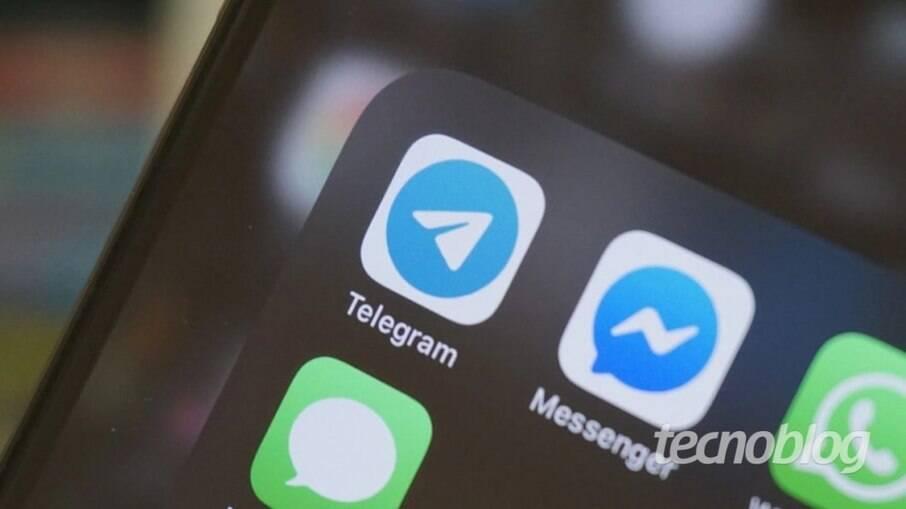 Telegram é usado por cibercriminosos