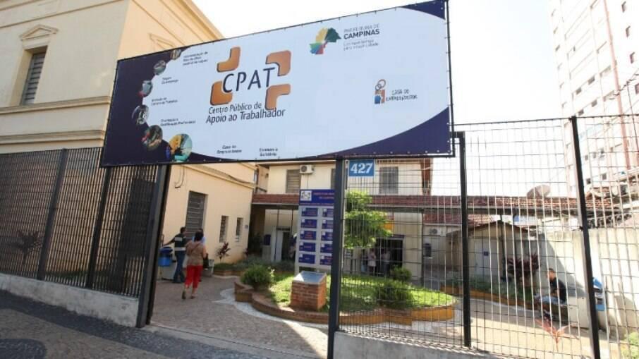 Estado divulga lista de 220 moradores de Campinas aprovados no Bolsa Trabalho.