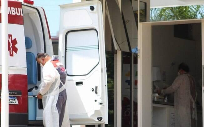 UTI-Covid: taxa de ocupação volta a crescer em Campinas