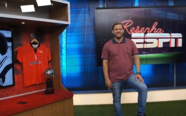André Plihal apresenta o Resenha ESPN