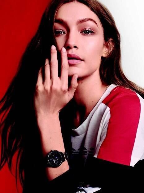 Tommy Hilfiger apresenta relógio criado em parceria com Gigi Hadid