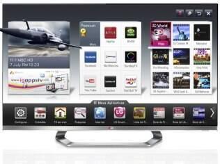 TV da LG permite controlar outros equipamentos da casa