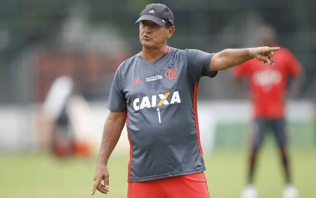 Muricy Ramalho deve fazer mudanças no Flamengo para o jogo contra o América-MG