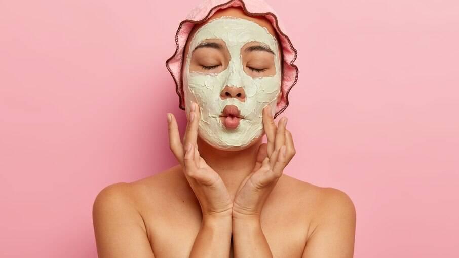 Faça máscaras com ingredientes da cozinha!