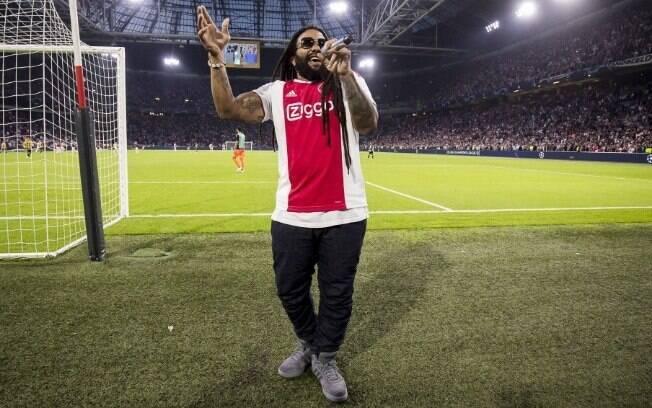 Ky-Mani Marley estará na Florida Cup e já cantou no estádio do Ajax