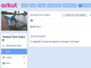 Versão mais recente do Orkut oferece mais recursos, como uso de aplicativos