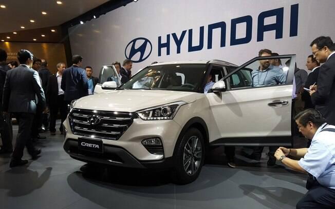 O Hyundai Creta chega no início de 2017 para brigar com Honda HR-V, com preços acima de R$ 70 mil. Terá motores 1.6 e 2.0.