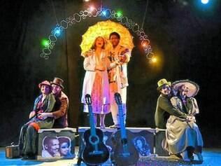 Autoral.  Companhia Cênica, de São José do Rio Preto/SP, se notabiliza por escrever a própria dramaturgia de seus espetáculos