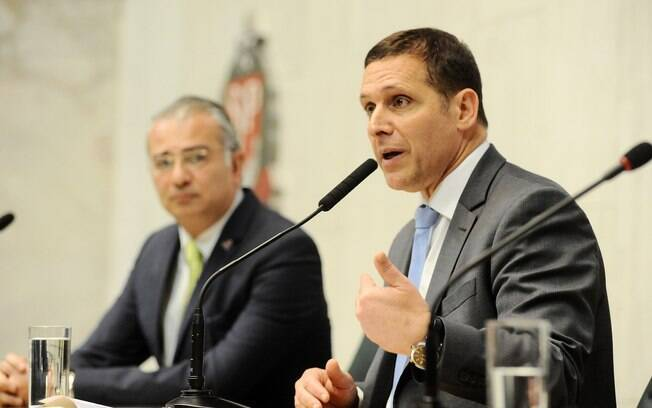 Fernando Capez foi presidente da Alesp e hoje concorre ao cargo de deputado federal pelo PSDB