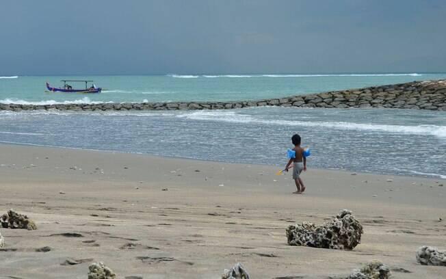 Garoto contou que depois de ser informado de que ele e os familiares não viajariam mais para Bali, decidiu agir sozinho