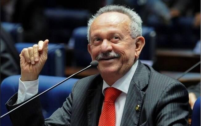 Senador pelo PP de Alagoas, Benedito de Lira iniciou sua carreira política no extinto Arena, que apoiava a ditadura militar. Foto: Divulgação