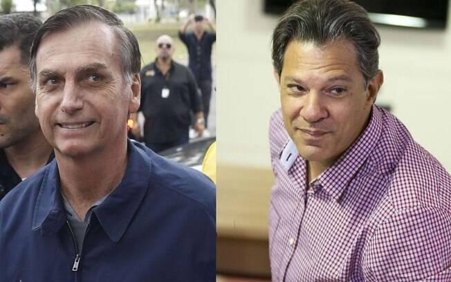 Primeiro turno das eleições levou Bolsonaro e Haddad para disputa no segundo turno