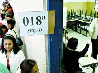 Referência. Votação eletrônica, implantada em 1996, deixou processo mais rápido e seguro no Brasil