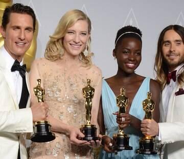 Oscar consagra virada de Matthew McConaughey