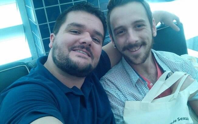 Depois de mais de três anos na mesma casa, Luis Eduardo Uepcoski D'Moura e Leonardo Vaz perceberam que era melhor viver em casas separadas