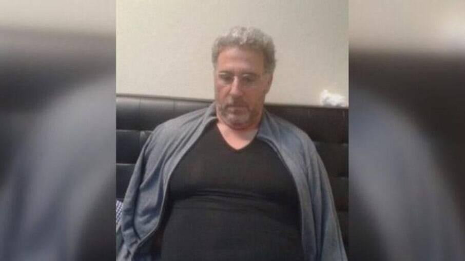 O mandado de prisão foi expedido pelo Supremo Tribunal Federal (STF) e Rocco foi acusado de integrar organizações criminosas e narcotráfico