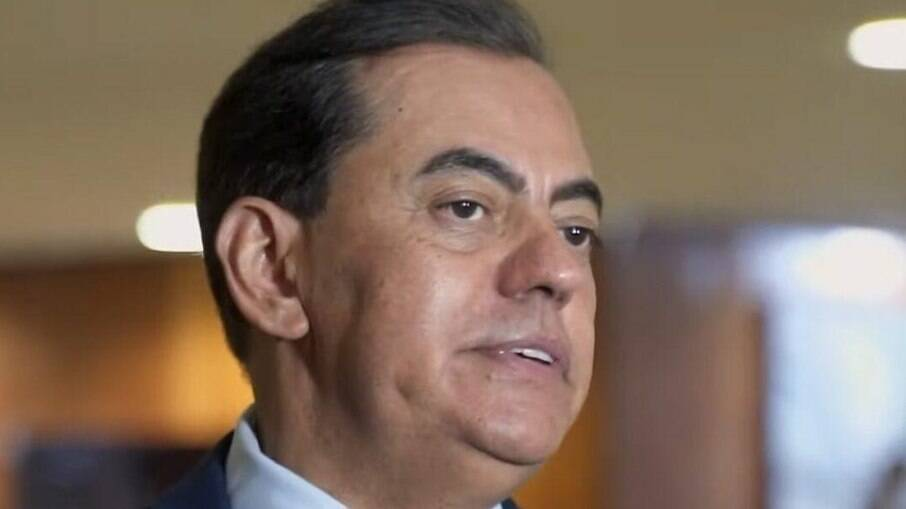 Emrpesário Marcos Tolentino