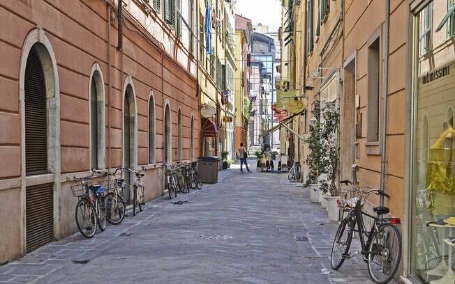 Em La Spezia, na Itália, vale visitar o Museu Cívico, que apresenta exposições históricas, como mapas e documentos