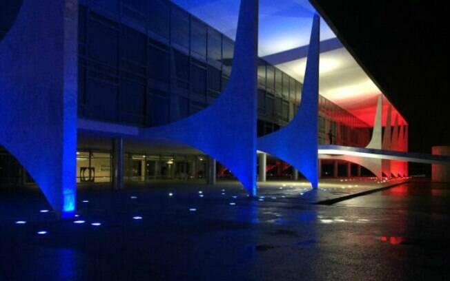 Palácio do Planalto no início da semana passada: pecuarista entrave e saía quando queria