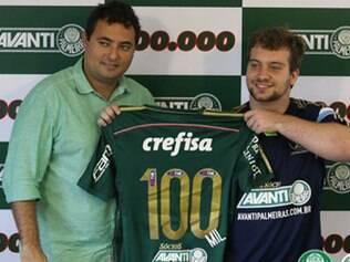 Verdão se tornou o segundo clube brasileiro em maior número de sócio-torcedores