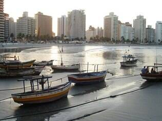 Praia das Atúrias, Guarujá