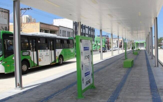 Cinco linhas já operam na Estação João Jorge do BRT, em Campinas