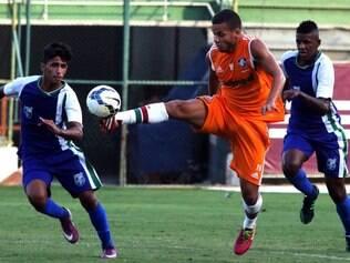 Reservas do Flu venceram o jogo-treino com o Artsul por 2 a 0