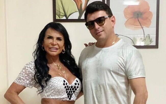 Esdras de Souza%2C namorado de Gretchen