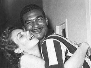 Didi e Guiomar protagonizaram várias histórias que estão marcadas no folclore do futebol brasileiro