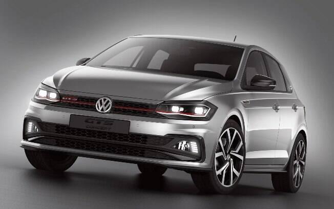 """Com ponteira de escapamento dupla, rodas de 18"""" e o motor do Golf 1.4, Polo e Virtus GTS levam a áurea do VW Gol GTS"""