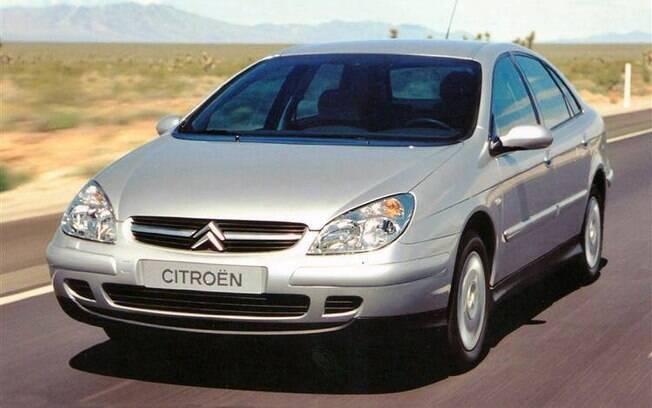 Citroën C5 aparece entre os carros difíceis de consertar como um dos mais luxuosos