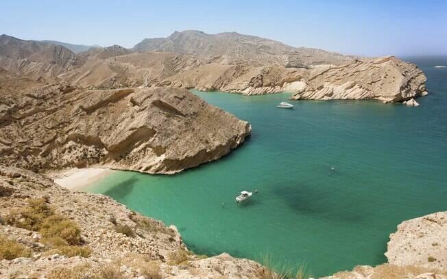 Muscat, em Omã, é a atração do segundo país no cruzeiro nos Emirados Árabes