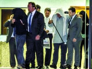 Soltura.  Executivos que ganharam liberdade na operação Lava Jato