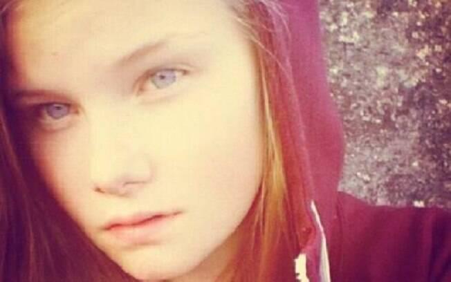 A jovem Lisa Borch: brigas com a mãe eram frequentes, segundo conhecidos