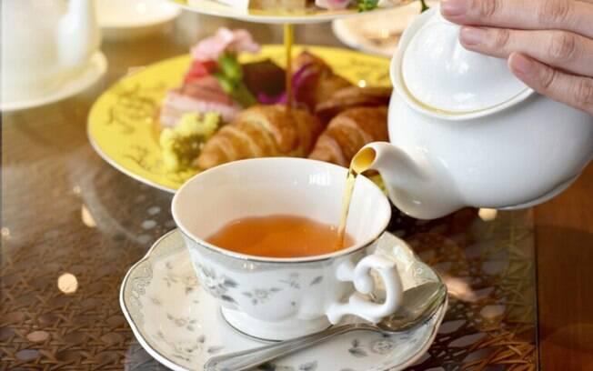 7 receitas para acompanhar um delicioso chá