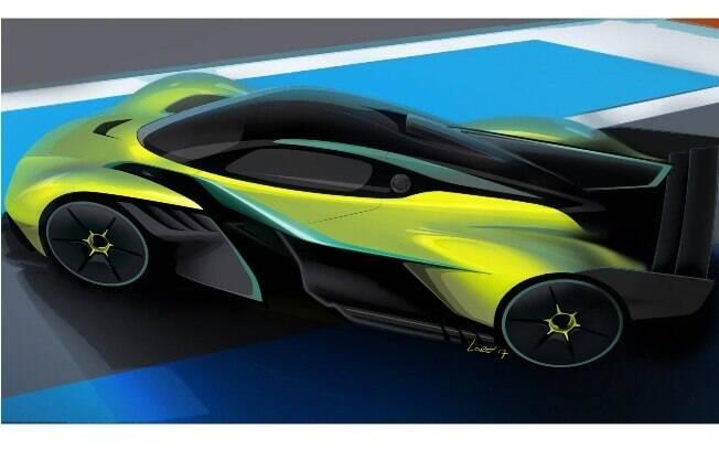 Aston Martin Valkyrie: O supercarro de corrida que desafia até os pilotos mais experientes