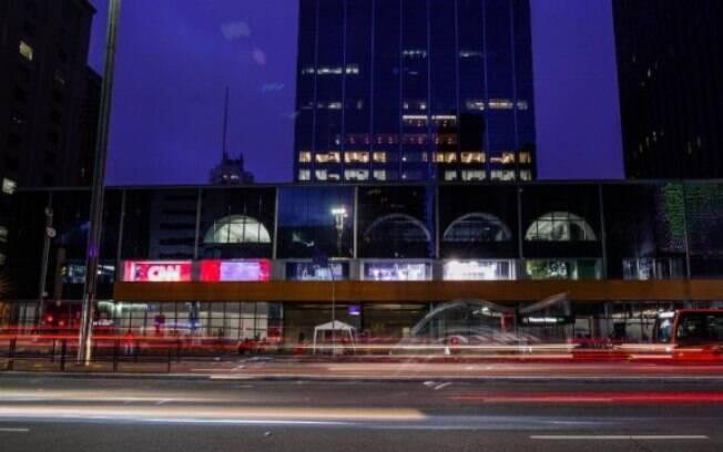 CNN Brasil, em São Paulo