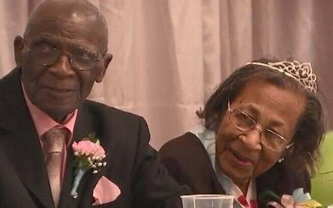 Em 2014, os dois receberam o título de casal mais antigo da Carolina do Norte, nos Estados Unidos