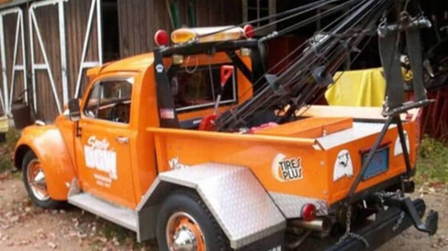 A americana BGW Spectre fez o Tow Truck Wrecker, uma versão guincho do Fusca