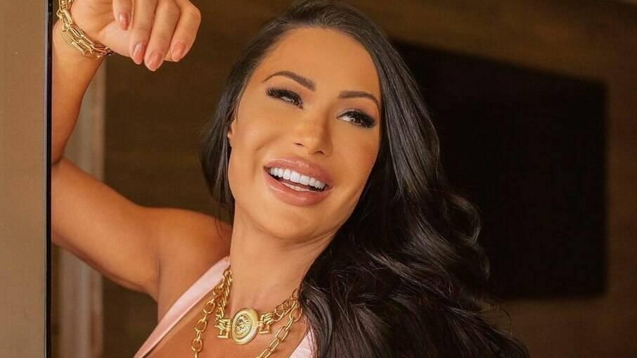 Gracyanne Barbosa, modelo e influencer