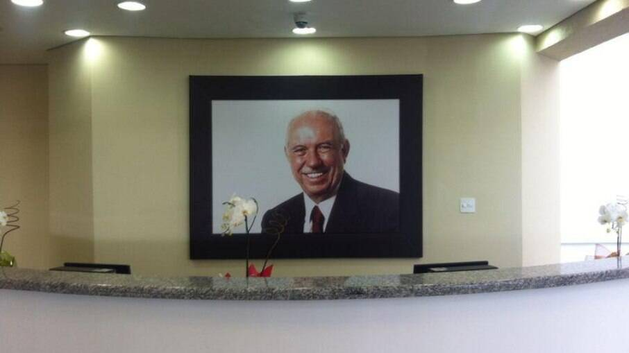 Ex-vice-presidente, José Alencar