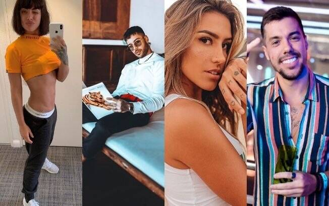 Gui Araújo, Gabrielli Diniz, Any Borges e Lipe Ribeiro voltam para a 5ª temporada do