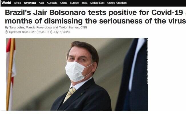 Bolsonaro - CNN