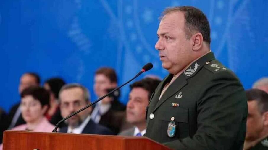 Eduardo Pazuello, general e ex-ministro da saúde, irá depor na CPI