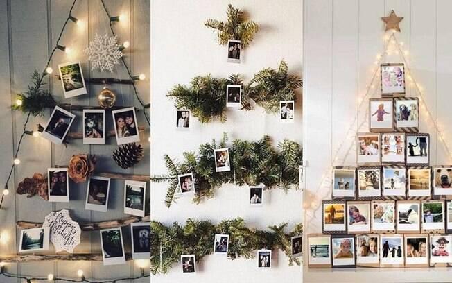 Mural de Natal: ideias criativas para incrementar a sua decorao