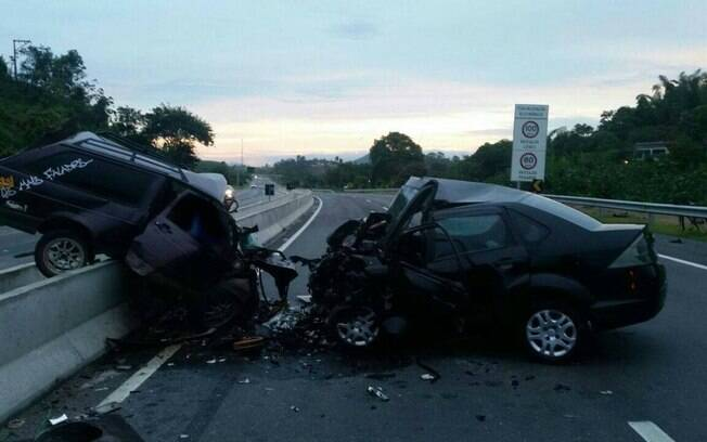 183 acidentes foram considerados graves porque resultaram em pelo menos uma morte ou uma pessoa ferida gravemente